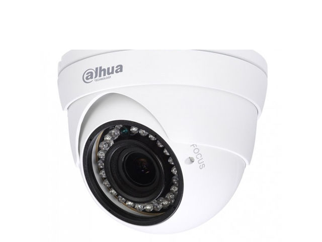 Camera dome HDCVI Dahua 2MP 1080P angle  2.7-13.5mm