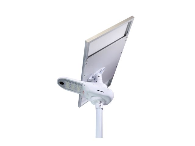 Lampadaire Solaire 20W