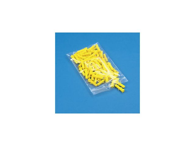 Sachet plastique zip transparent 50 microns _ Destockage