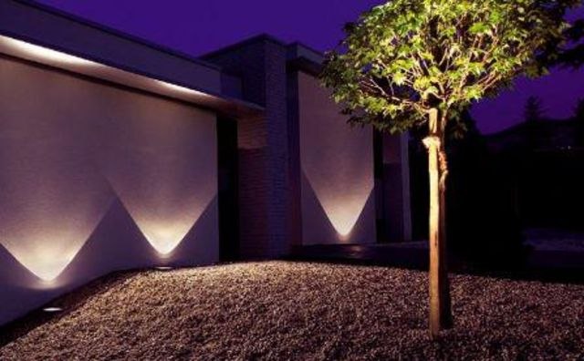 Spot led encastr de sol novin 112 hexagone innovation for Eclairage enseigne exterieur