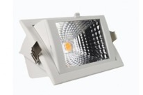 Spot led rectangulaire 40W  3600LM 3000K
