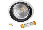 COOK-LED : downlight LED orientable 3000 lumens