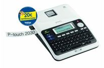 Imprimante étiquettes :  Brother P-Touch 2030VP