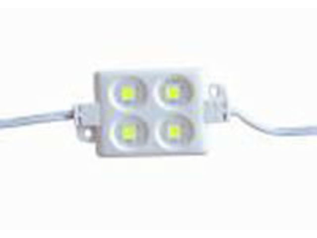 20 MODULES LED THERMOFORME DE CHACUN 4 LEDS SMD5050 : LALUMIERELED