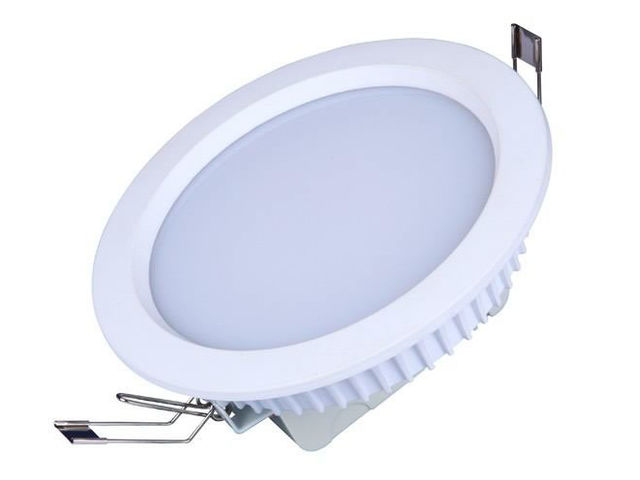 Spot led encastrable dimmable led samsung 6w for Spot led interieur encastrable
