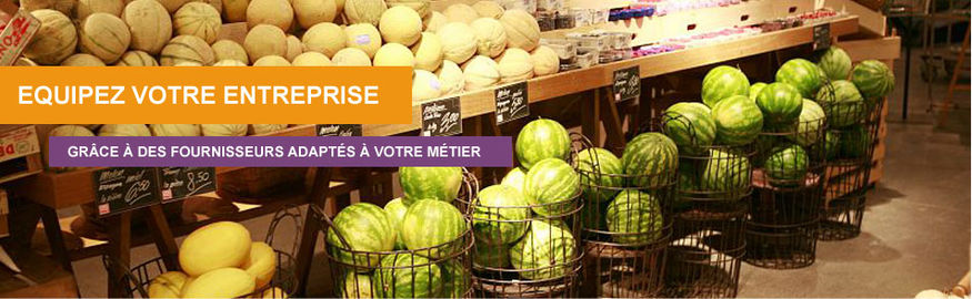 Bien agencer son magasin alimentaire
