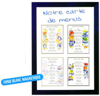 Porte menu ext rieur display light devis gratuit for Porte menu exterieur