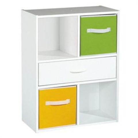 meuble de rangement 4 cases 1 tiroir moli cdiscount pro devis gratuit. Black Bedroom Furniture Sets. Home Design Ideas